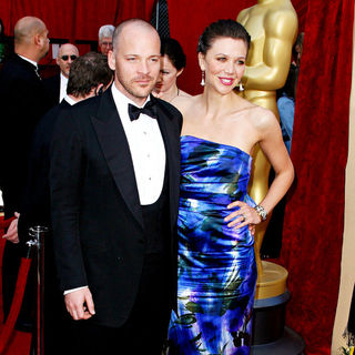 Maggie Gyllenhaal, Peter Sarsgaard in The 82nd Annual Academy Awards (Oscars) - Arrivals