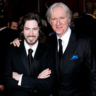 Jason Reitman, James Cameron in The 82nd Annual Academy Awards (Oscars) - Arrivals