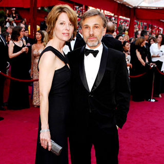 Christoph Waltz in The 82nd Annual Academy Awards (Oscars) - Arrivals