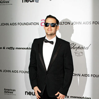 Joel Madden in 18th Annual Elton John AIDS Foundation Academy Awards (Oscars) Viewing Party - Arrivals