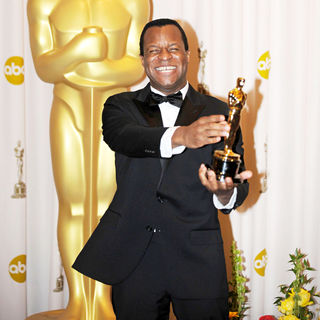 Geoffrey Fletcher in The 82nd Annual Academy Awards (Oscars) - Press Room