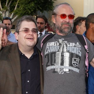 Patton Oswalt, Peter Stormare in Premiere of Columbia Pictures' 22 Jump Street