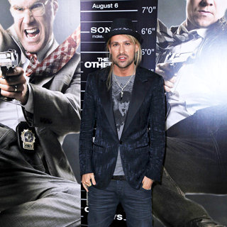 David Garrett in The NY Movie Premiere of 'The Other Guys'