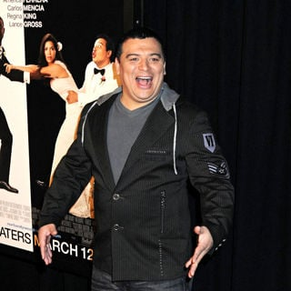 Carlos Mencia in Premiere of 'Our Family Wedding' - Arrivals
