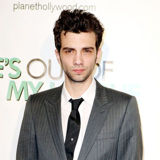 Jay Baruchel in The Las Vegas Premiere of 'She's Out of My League'