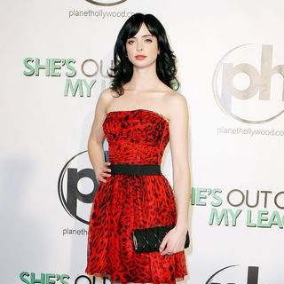Krysten Ritter in The Las Vegas Premiere of 'She's Out of My League'