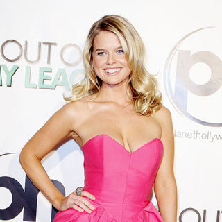 Alice Eve in The Las Vegas Premiere of 'She's Out of My League'