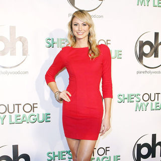 Stacy Keibler in The Las Vegas Premiere of 'She's Out of My League'