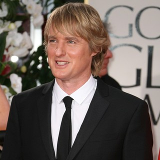 Owen Wilson in The 69th Annual Golden Globe Awards - Arrivals