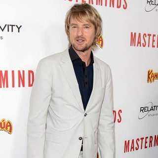 Owen Wilson-Relativity Media's Masterminds Premiere