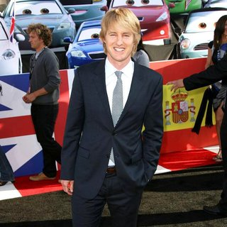Owen Wilson in The Los Angeles Premiere of Cars 2 - Arrivals