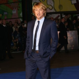 Owen Wilson in Night at the Museum: Secret of the Tomb UK Film Premiere - Arrivals