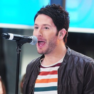 Owl City in Owl City Performing Live During The Today Show Summer Concert Series