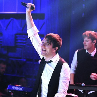 Owl City in Owl City Performs on Much Music's New.Music.Live TV Show