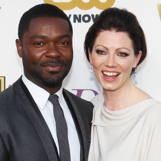 David Oyelowo, Jessica Oyelowo in The 19th Annual Critics' Choice Awards