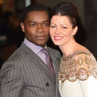 David Oyelowo, Jessica Oyelowo in Jack Reacher UK Film Premiere - Arrivals