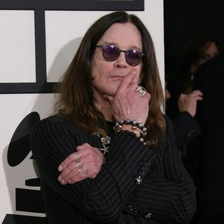 Ozzy Osbourne - The 56th Annual GRAMMY Awards - Arrivals