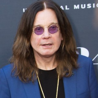 Ozzy Osbourne in Amy Premiere - Arrivals