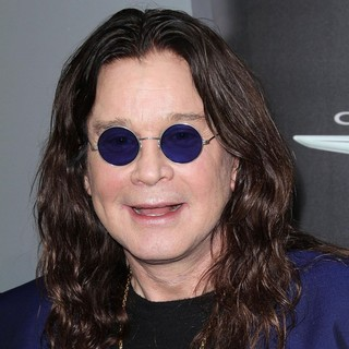 Ozzy Osbourne in Los Angeles Premiere of Total Recall