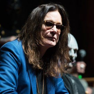 Ozzy Osbourne in Press Conference for Ozzfest Meets Knotfest