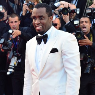 P. Diddy in Killing Them Softly Premiere - During The 65th Cannes Film Festival