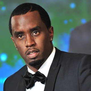 P. Diddy in 84th Annual Academy Awards - Press Room