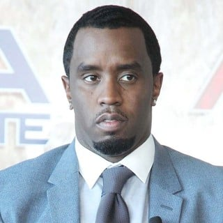P. Diddy - Press Conference To Announce Newest Venture Water Brand AQUAhydrate