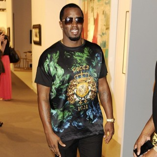 P. Diddy in Art Basel Miami Beach 2012 - VIP Preview