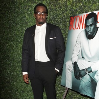 P. Diddy in Los Angeles Confidential Magazine's Pre-Emmy Party