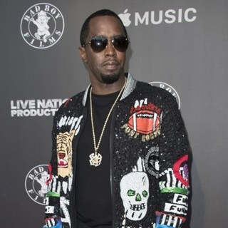 P. Diddy - Los Angeles Premiere of Can't Stop, Won't Stop: The Bad Boy Story - Arrivals