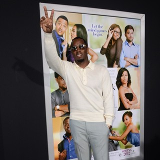 Premiere of Screen Gems Think Like A Man - Arrivals