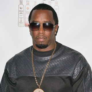 P. Diddy in Thanksgiving Celebrations