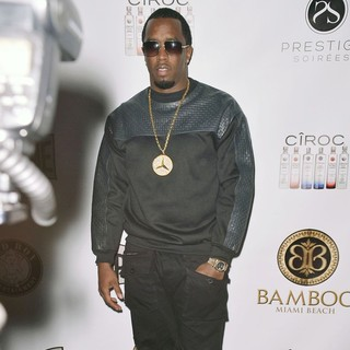 P. Diddy in Thanksgiving Celebrations - p-diddy-thanksgiving-celebrations-03