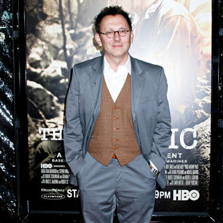 Michael Emerson in Los Angeles Premiere of HBO's new mini series 'The Pacific' - pacific_premiere_05_wenn2753388