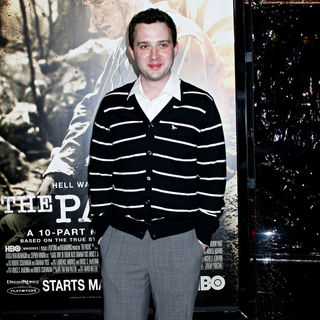 Eddie Kaye Thomas in Los Angeles Premiere of HBO's new mini series 'The Pacific'