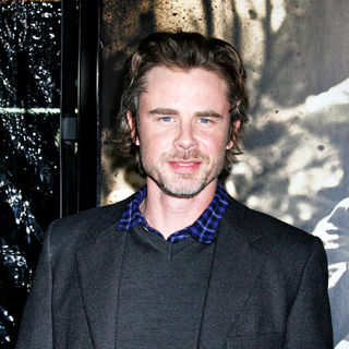 Sam Trammell in Los Angeles Premiere of HBO's new mini series 'The Pacific'