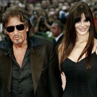 Al Pacino, Lucila Sola in The 68th Venice Film Festival - Day 5 - Wilde Salome - Premiere
