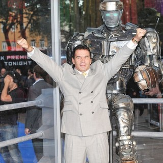 Paddy Doherty in Real Steel - UK Film Premiere - Arrivals