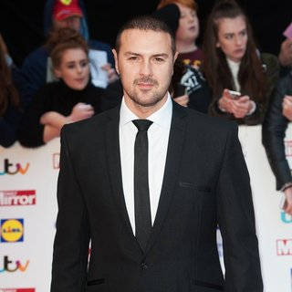 Paddy McGuinness in The 2014 Pride of Britain Awards - Arrivals