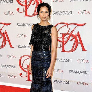 Padma Lakshmi in 2012 CFDA Fashion Awards