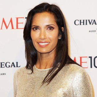 Padma Lakshmi in TIME Celebrates Its TIME 100 Issue of The 100 Most Influential People in The World Gala