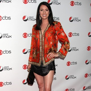 Paget Brewster in The CBS Fall Preview Party - Arrivals