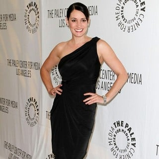 Paget Brewster in CBS Preview Panel with The Cast and Creative Team of Series Criminal Minds