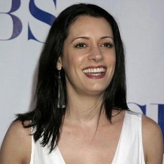Paget Brewster in CBS Summer Press Tour Stars Party 2007
