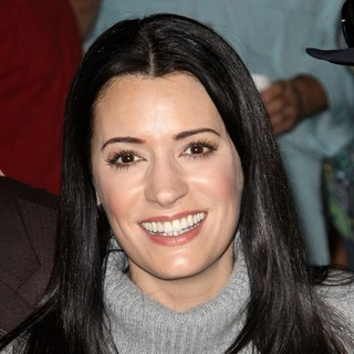 Paget Brewster in TV Show Criminal Minds Celebrating Their 100th Episode