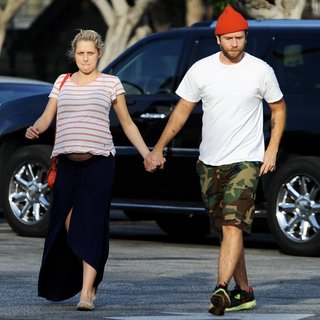 Teresa Palmer, Mark Webber in Teresa Palmer Lunch Date with Mark Webber