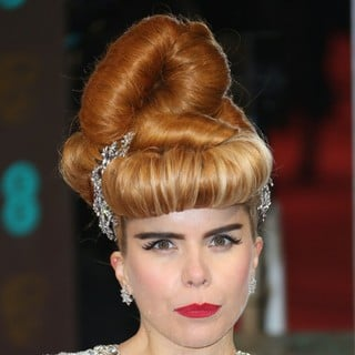 Paloma Faith in The 2013 EE British Academy Film Awards - Arrivals