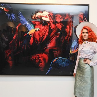 Paloma Faith - Paloma Faith Hosts A Private-View Exhibition Co-Hosted by Album Artist
