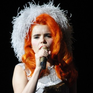 Paloma Faith in Paloma Faith Performs Live with The Guy Barker Orchestra