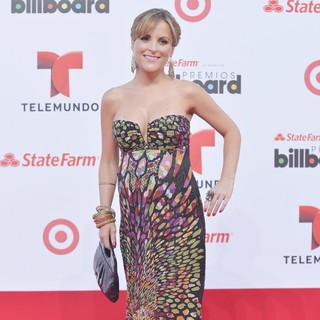Paloma Marquez in 2013 Billboard Latin Music Awards - Arrivals